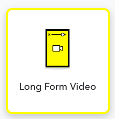 Snapchat Long-Form Video Ads Specifications